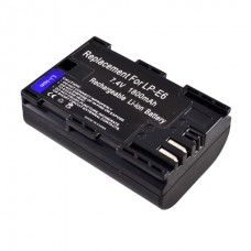 Proocam Canon LP-E6 Compatible Battery for Canon EOS 5D Mark II, EOS 7D, EOS 60D