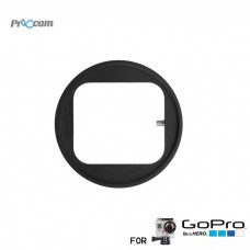 Proocam Pro-F027 Filter Convertor Shackle (52mm) for Hero 3+/4 Black