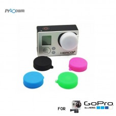 Proocam Pro-J129-BL Silicon Cap for the Housing for Gopro Hero action camera (Blue)