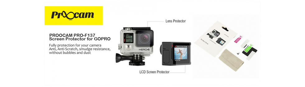 Proocam Gopro Accessories-1